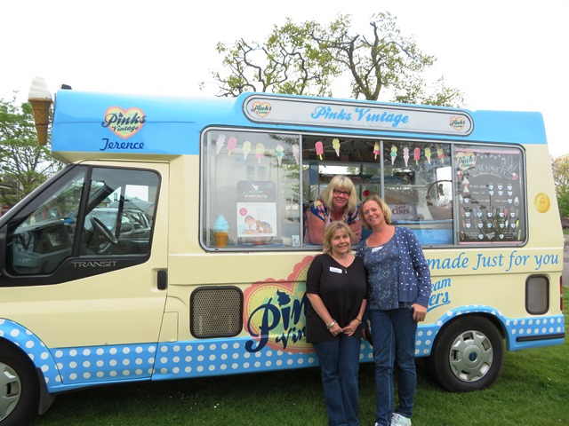 Mrs Whippy at Story Factory Chichester