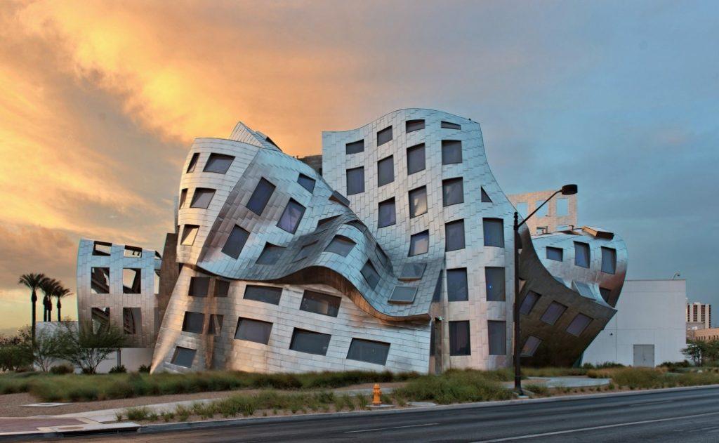 Cleveland Clinic Lou Ruvo Center for Brain Health – a creative design for a serious subject