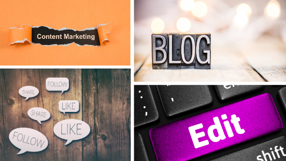 Chichester Copywriter Digital Marketing & Content Marketing Services Banner