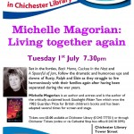 Michelle Magorian at Chichester Library