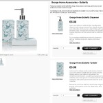 Asda Bathroom Soap Dispenser Product Description
