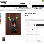 Asda Halloween Witch Door Hanger Product Description