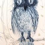 Chichester Copywriter - Dali owl