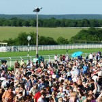 Chichester Copywriter - Goodwood crowd 1