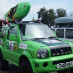 Chichester Copywriter - Mongol Rally 12