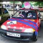 Chichester Copywriter - Mongol Rally 16