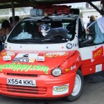 Chichester Copywriter - Mongol Rally 18