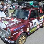 Chichester Copywriter - Mongol Rally 25