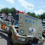 Chichester Copywriter - Mongol Rally 26