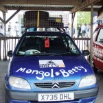 Chichester Copywriter - Mongol Rally 7