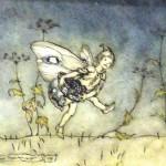 Chichester Copywriter - Rackham fairy