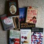 Chichester Copywriter's Bookswap books