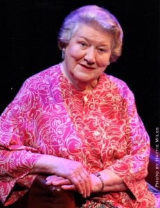 Dame Patricia Routledge Special Guest at Festiv Jazz Cafe