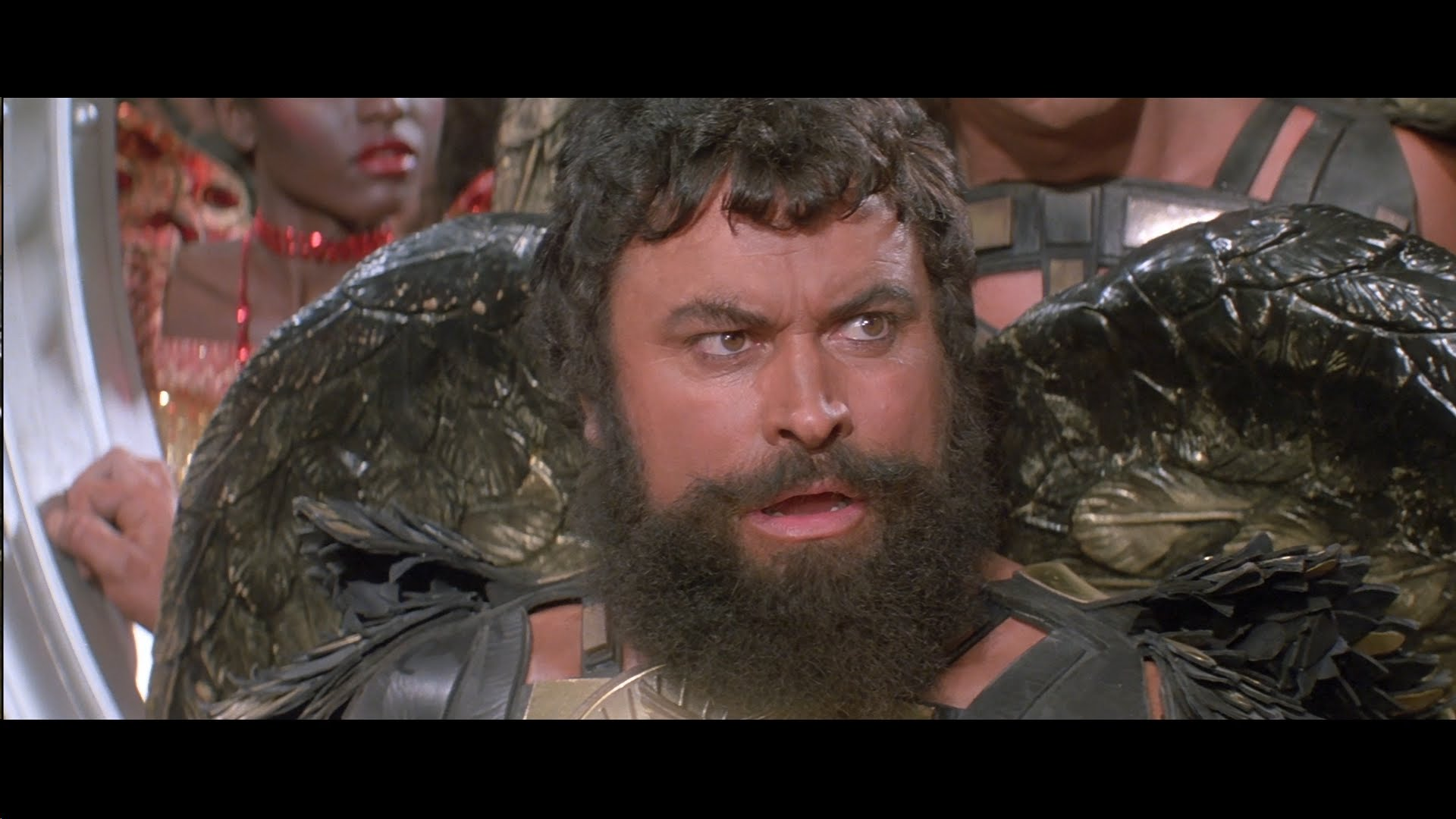 "Brian Blessed: ""Gordon's Alive!"""