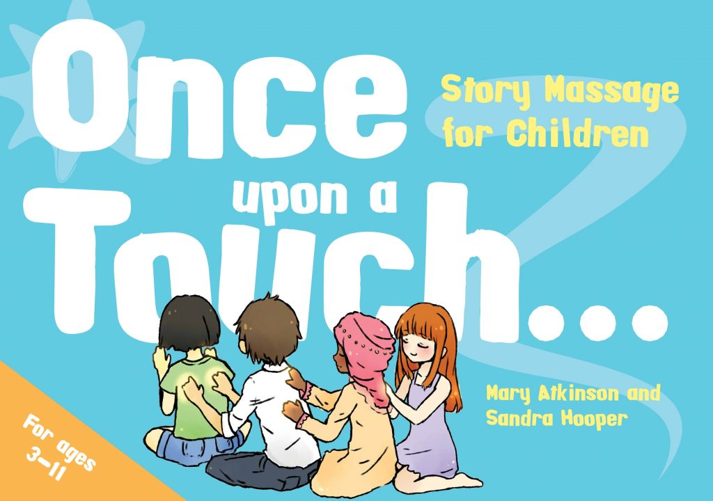 Once Upon a Touch... Story Massage for Children book cover