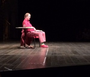 Michael Morpurgo at Chichester Festival Theatre