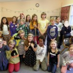 Children at Story Factory Chichester