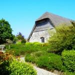 Tortington Priory Barn Garden