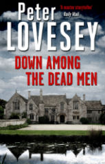 Down Among the Dead Men by Peter Lovesey