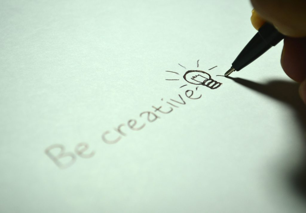 Be creative – creative copywriting is key to business success